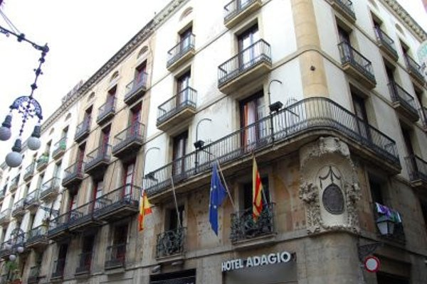 Hotel Adagio Gastronomic - фото 22