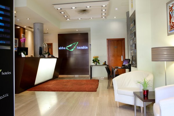 Abba Rambla Hotel - фото 17