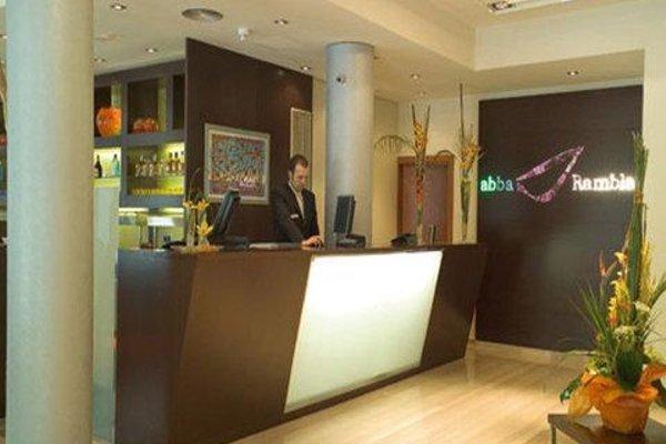 Abba Rambla Hotel - фото 18