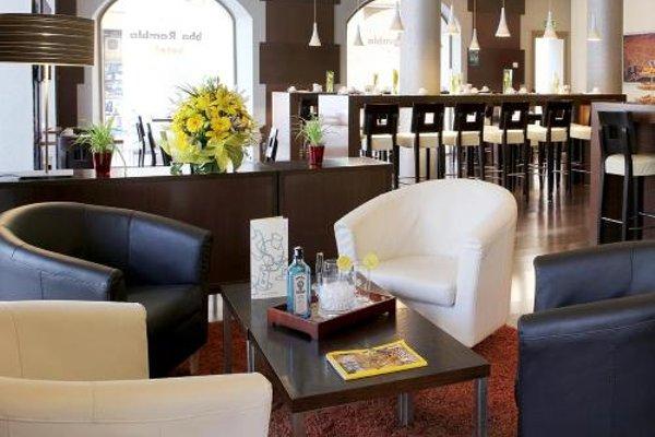Abba Rambla Hotel - фото 5