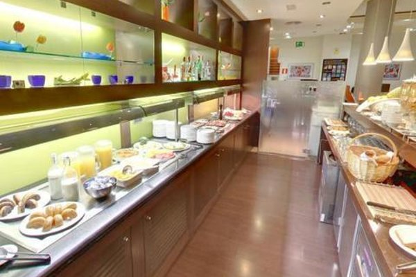 Abba Rambla Hotel - фото 8