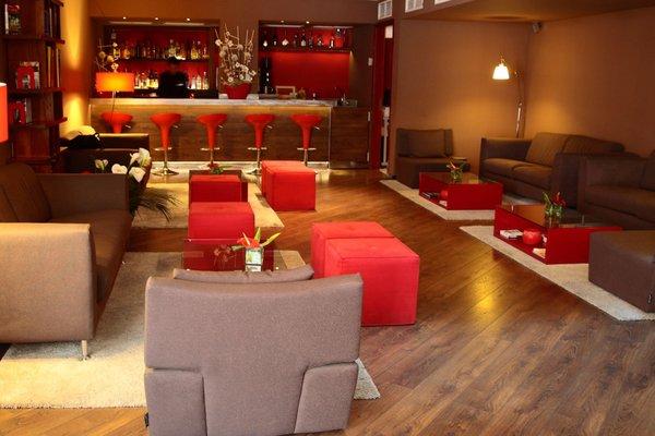 Отель America Barcelona - 11