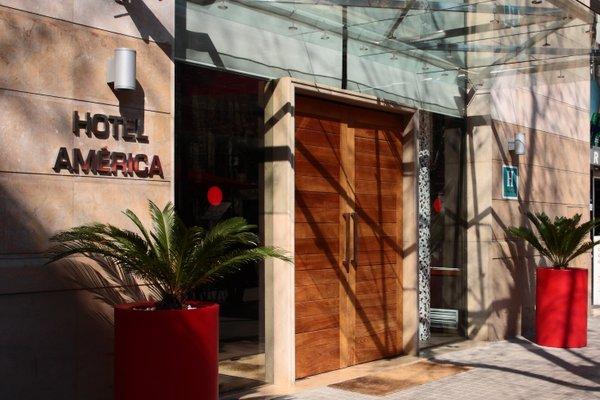 Отель America Barcelona - 17
