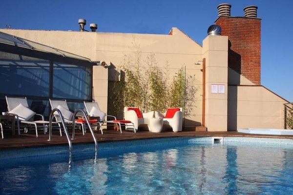 Отель America Barcelona - 22