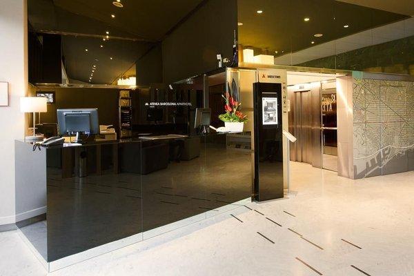 Апарт-отель Atenea Barcelona - фото 17