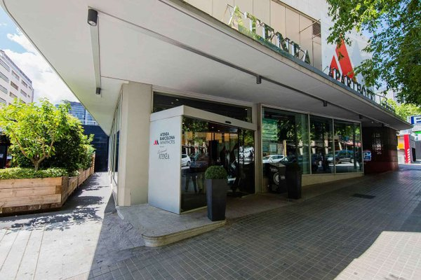 Апарт-отель Atenea Barcelona - фото 21