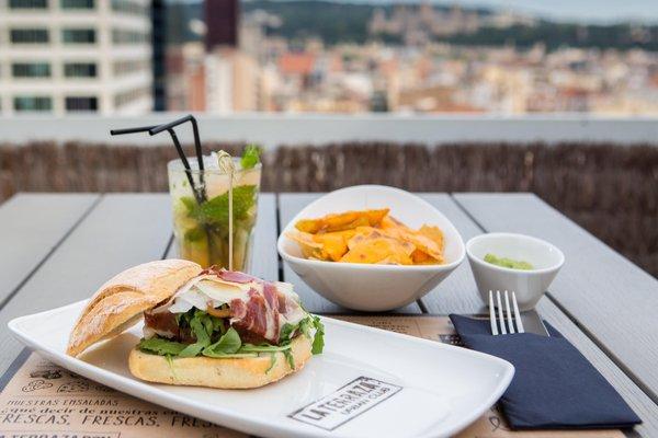 Expo Hotel Barcelona - фото 16