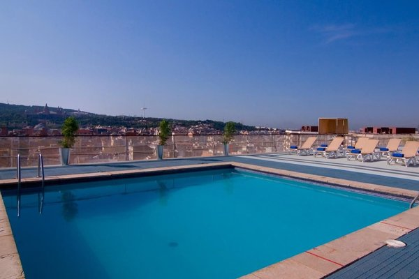 Expo Hotel Barcelona - фото 20
