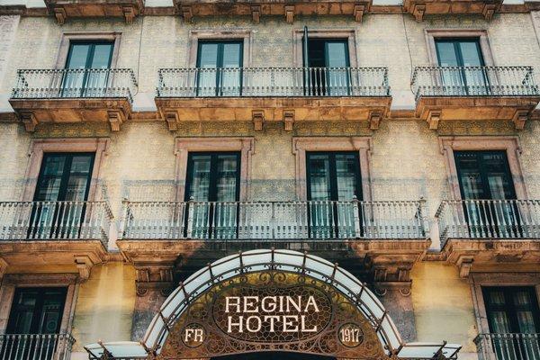 Hotel Regina - фото 50