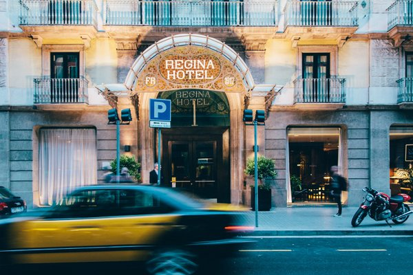 Hotel Regina - фото 22