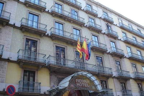 Hotel Regina - фото 23