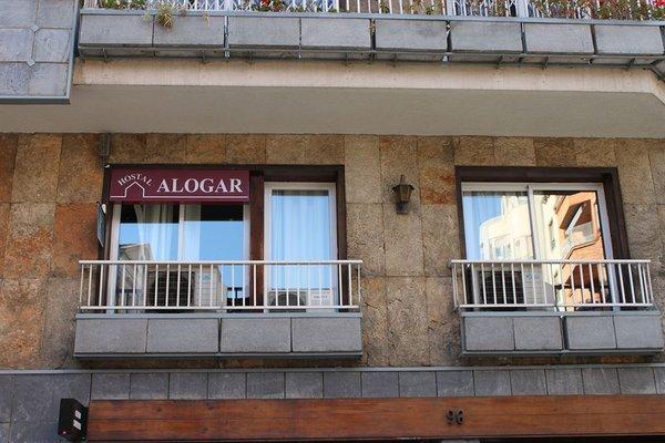 Hostal Alogar - фото 23