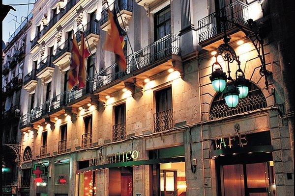 Hotel Gotico - фото 23