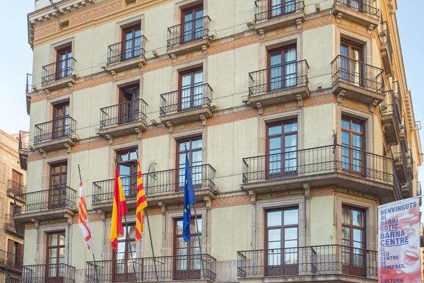 Hotel Suizo - фото 50