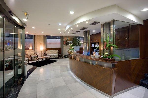 Hotel Suizo - фото 20