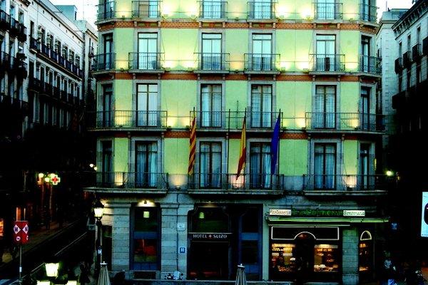 Hotel Suizo - фото 22