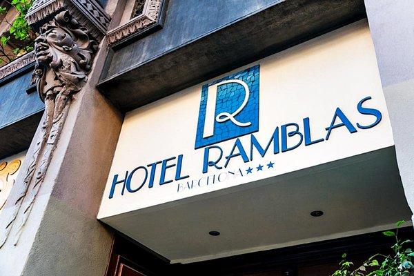 Ramblas Hotel - фото 21