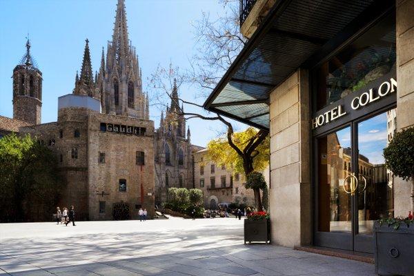 Отель «Colón» - фото 20