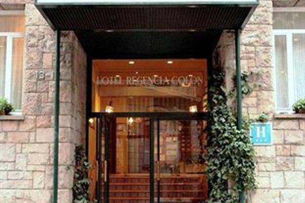 Отель Regencia Colón - фото 19