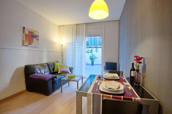 Apartments Sata Sagrada Familia Area - фото 7