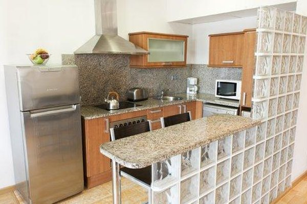Mh Apartments S. Familia - фото 17