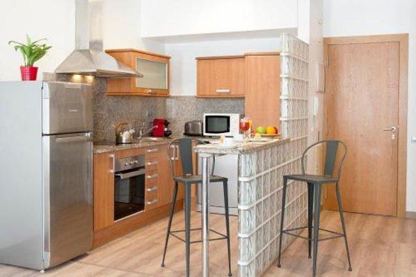 Mh Apartments S. Familia - фото 18