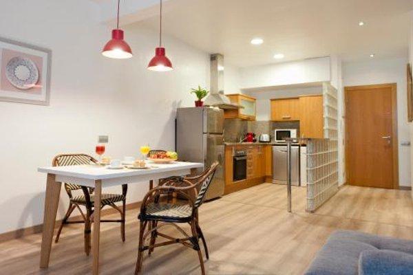 Mh Apartments S. Familia - фото 19