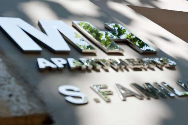 Mh Apartments S. Familia - фото 20