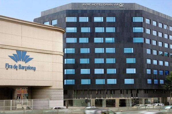 Отель Ayre Gran Via - фото 23