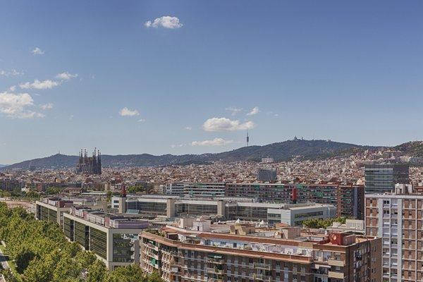 Four Points by Sheraton Barcelona Diagonal - фото 21