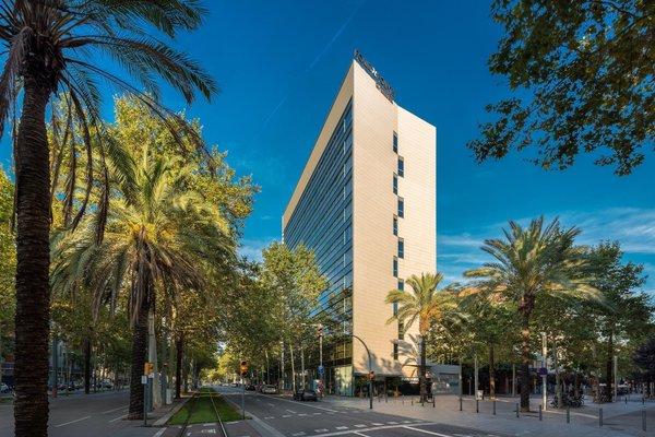 Four Points by Sheraton Barcelona Diagonal - фото 23