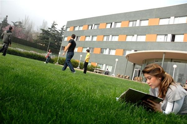 Residencia Universitaria Agora BCN - фото 21