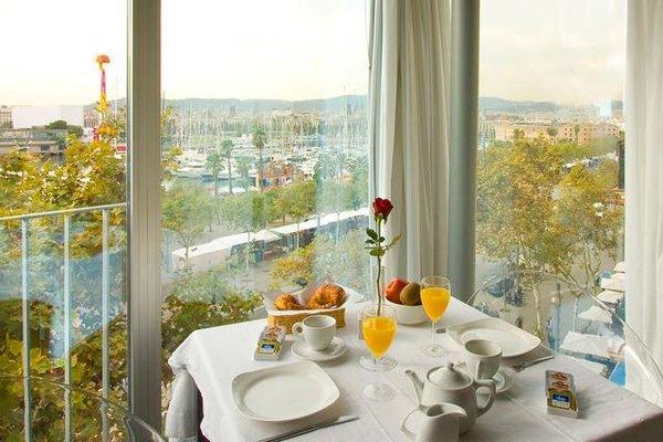 Hotel 54 Barceloneta - фото 14
