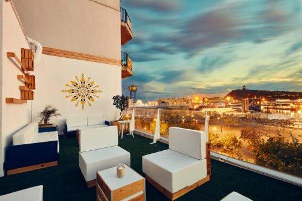 Hotel 54 Barceloneta - фото 17
