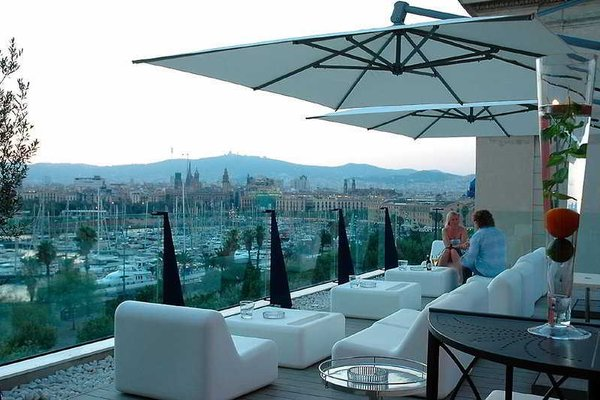 Hotel 54 Barceloneta - фото 19