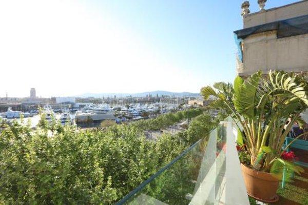 Hotel 54 Barceloneta - фото 21