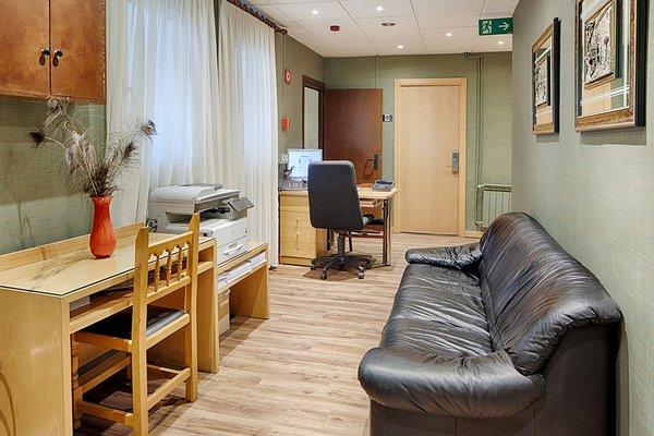 Hotel Lyon - фото 12