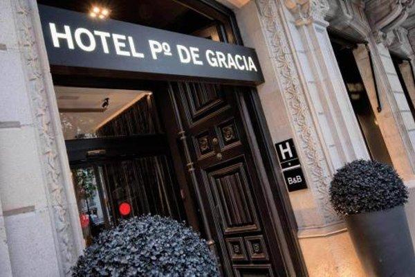 Hotel Paseo de Gracia - фото 20