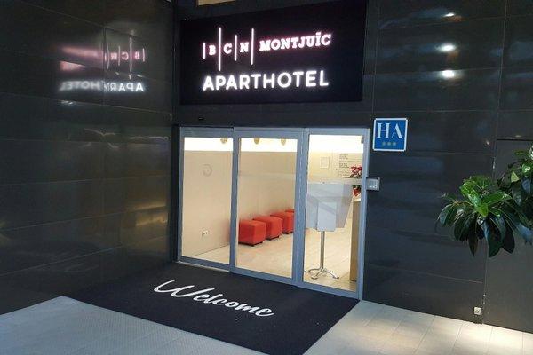 Aparthotel Bcn Montjuic - 20