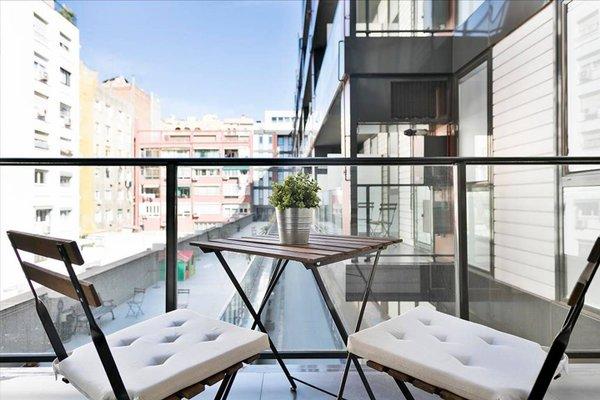 Aparthotel Bcn Montjuic - 22