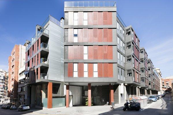 Aparthotel Bcn Montjuic - 23