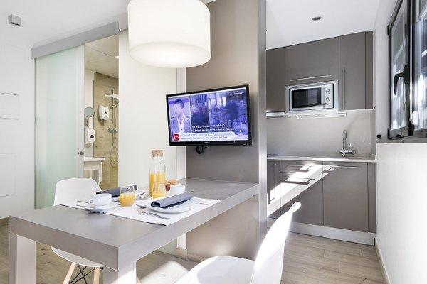 Aparthotel Bcn Montjuic - 4