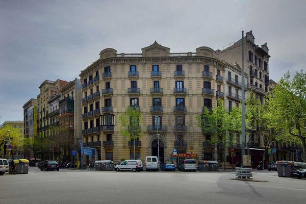 Boutique Barcelona Bed and Breakfast - фото 23