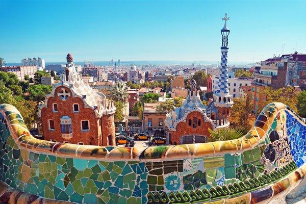 Barcelona Century Hotel (ех. Century Park) - фото 21
