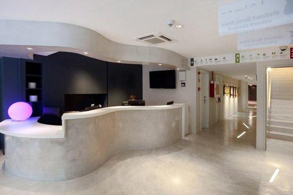 Sant Jordi Hostel Sagrada Familia - фото 13