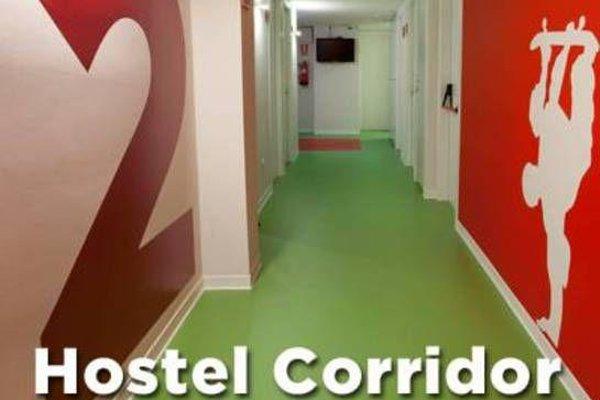 Sant Jordi Hostel Sagrada Familia - фото 14
