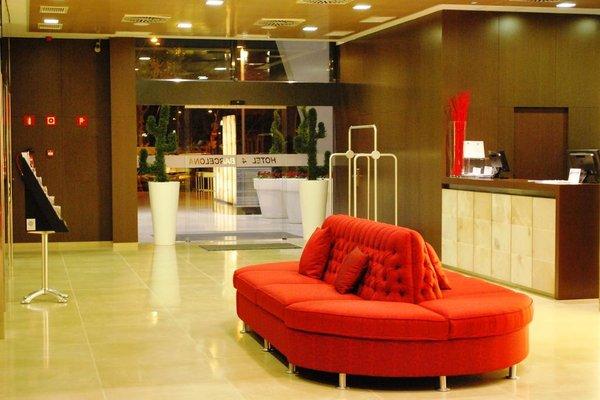 Отель 4 Barcelona - фото 12