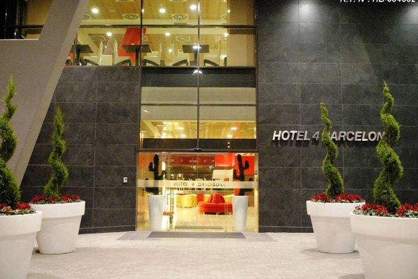 Отель 4 Barcelona - фото 13