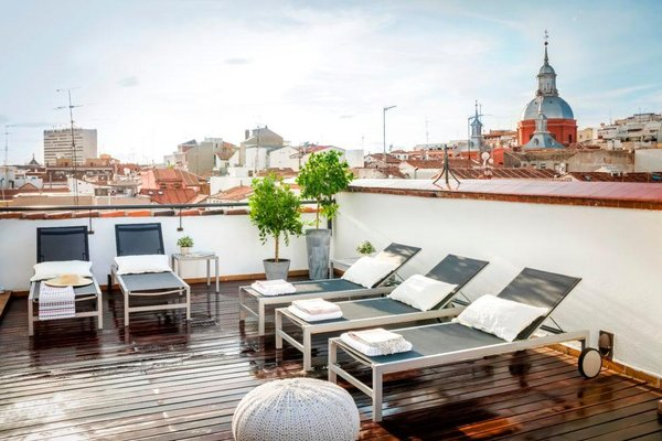 Eric Vоkel Boutique Apartments Sagrada Familia Suites - фото 21