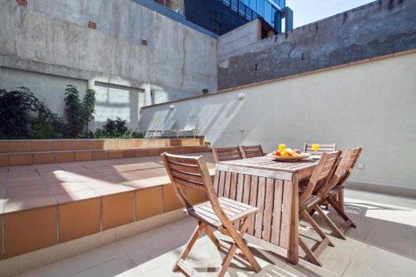 Inside Barcelona Apartments Sants - фото 22